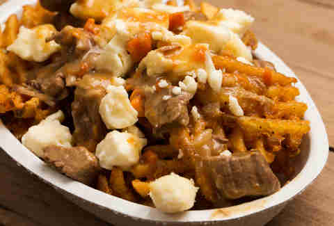 Pot Roast Poutine — Thrillist Recipes