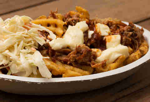 Pulled Pork Poutine — Thrillist Recipes