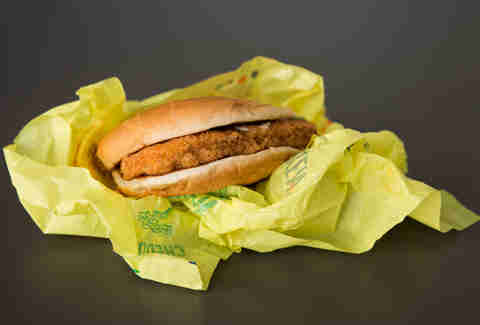 buffalo ranch mcchicken