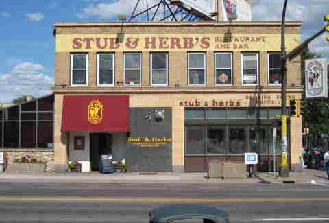 stub and herb's
