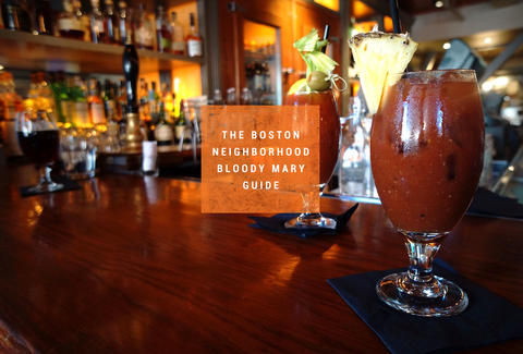 The Best Bloody Mary in 16 Boston Neighborhoods