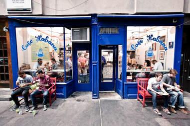 Cafe Habana Exterior