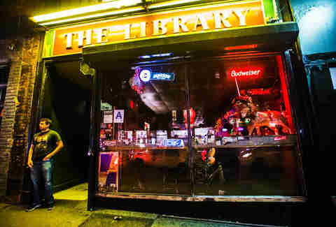 Library Bar
