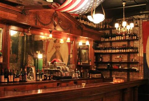 the drifter chicago vintage bar thrillist