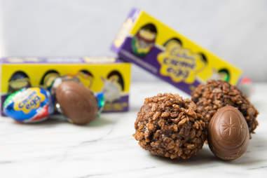 Cadbury Scotch Eggs — Thrillist Recipes