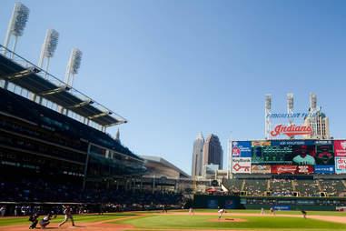 Progressive Field Cleveland