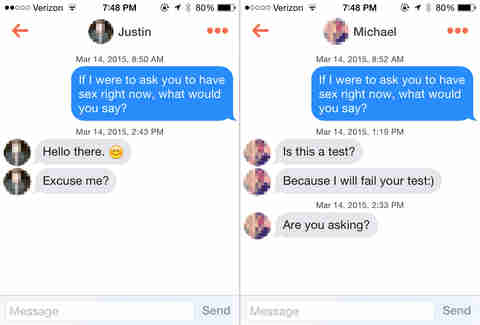 Things to ask on tinder