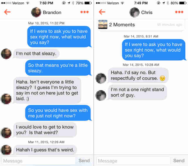 What to ask a girl on tinder