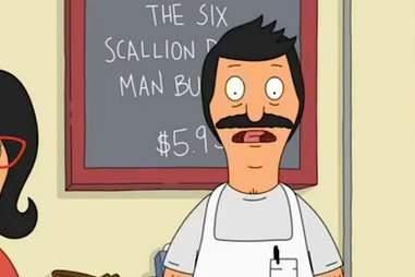The Six Scallion Dollar Man Burger