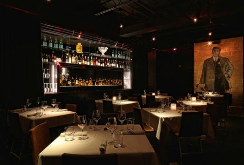 The bureau: a atlanta ga bar.