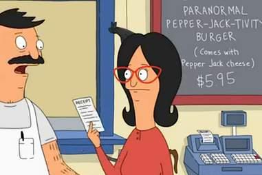 Paranormal Pepper Jack-tivity Burge