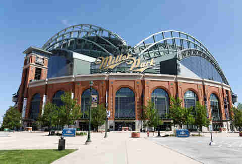 Miller Park Milwaukee