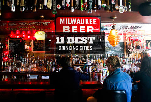 best drinking cities