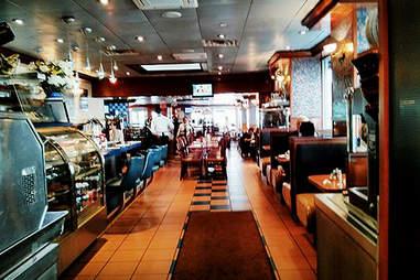 The Viand Cafe interior