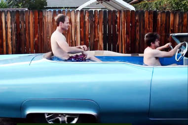 Hot Tub Cadillac