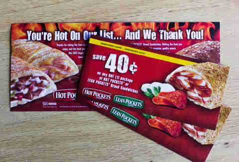 Hot Pockets coupons