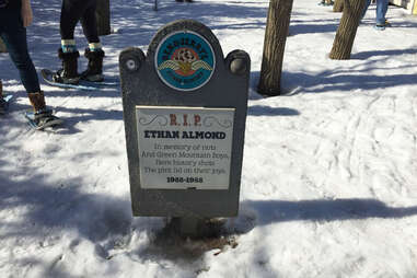 Ben & Jerry's Flavor Graveyard Ethan Almond