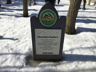 Ben & Jerry's Flavor Graveyard Chocolate Comfort