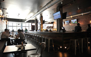 Tender Bar + Kitchen: A Central Lawrenceville, Pittsburgh Venue.