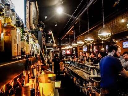 the urban tap bar