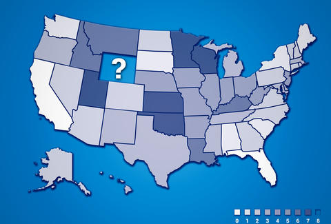 Which Is The Most Forgotten State in America? 50 States of ...