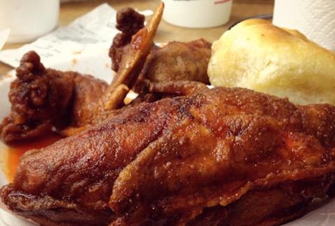 Uncle Lous Fried Chicken A Memphis Tn Restaurant