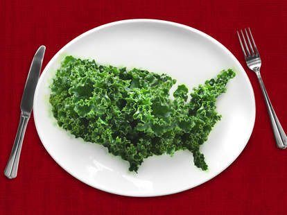 united states of kale