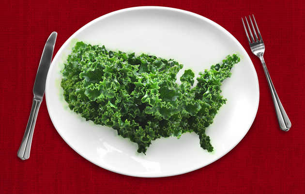 The Best Kale in Every State in America