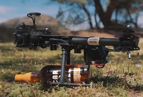 Southern Comfort drone