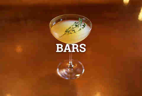indianapolis bars - cocktail