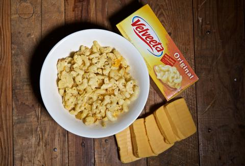 velveeta mac and cheese