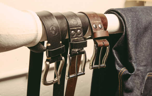 STYLE BASICS 101: HOW TO PICK THE PROPER BELT