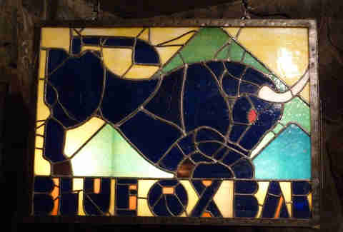 Blue Ox Bar