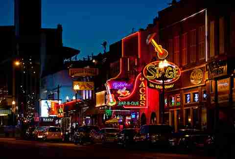 Broadway on Nashville