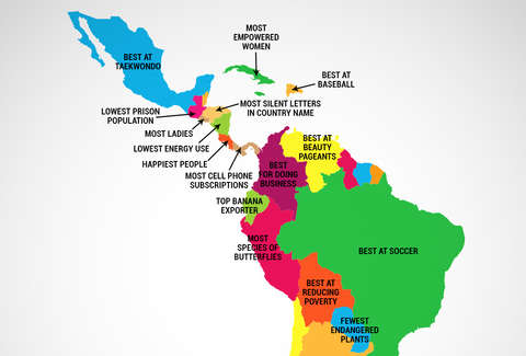 Latin America  >> What Latin American Country Is Best At Thrillist