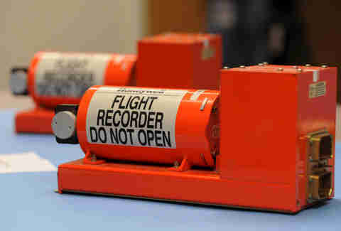 Flight recorders