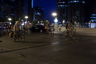 bike naked