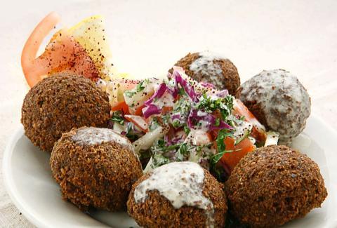Best Falafel Restaurants In Chicago Middle Eastern Food