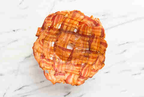 How to make a bacon bowl — Thrillist Recipes