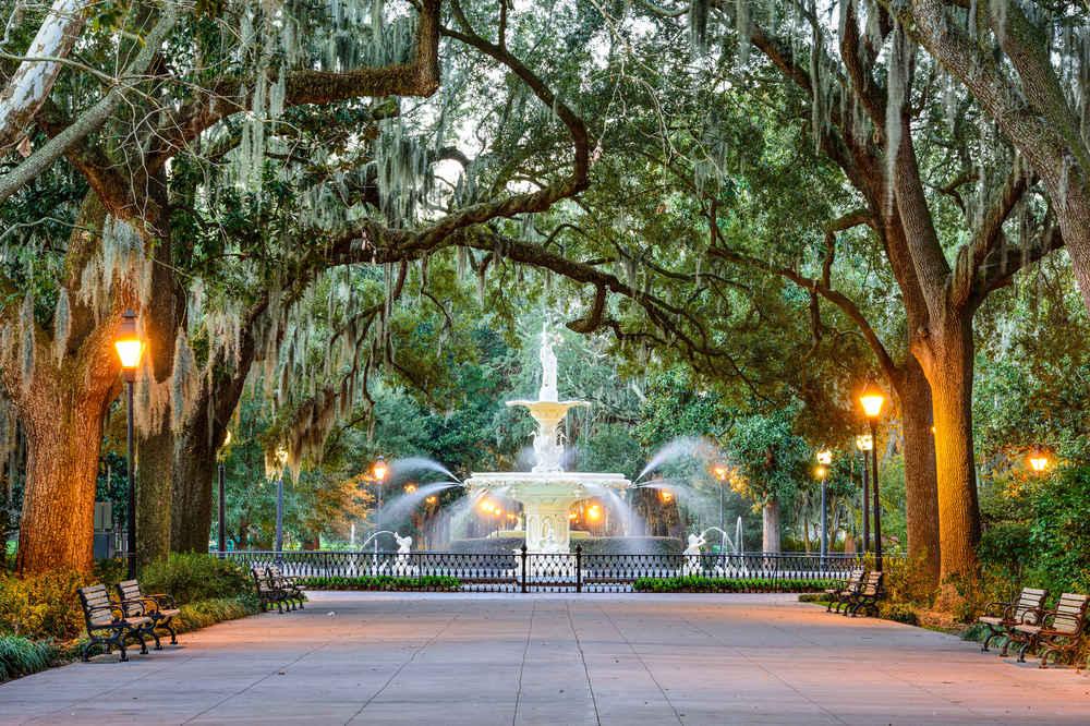 Most Beautiful Us Spring Destinations Washington Dc New Orleans