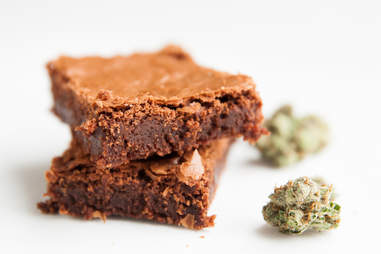 pot brownie