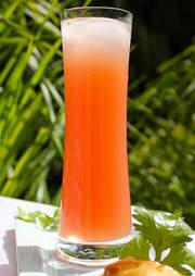 Rosemary grapefruit margarita