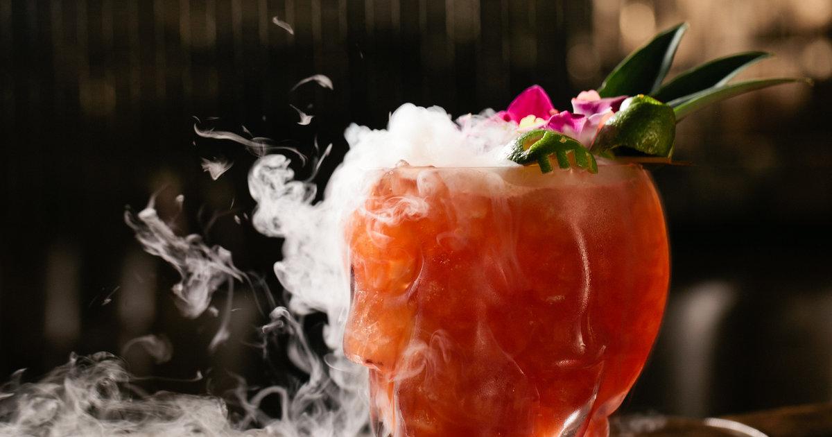 alcoholic cocktail recipes