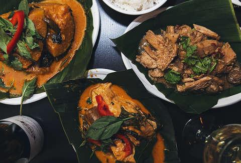 Best Thai Food Boston Suburbs