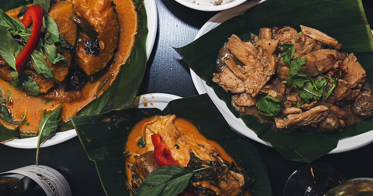 Thai Food Dc Near Me