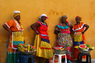 cartagena vendors