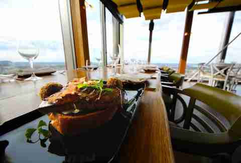 duck and waffle london thrillist