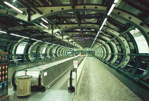 malpensa tunnel