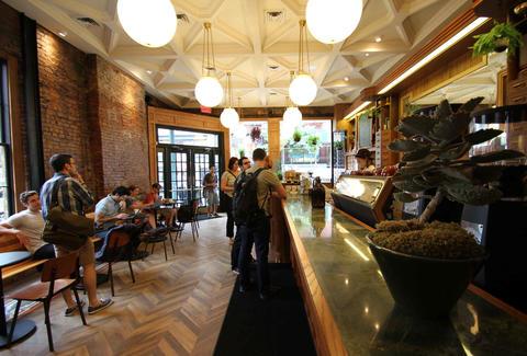 Ace Hotel New York Coffee Shop