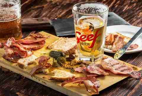 bacon board